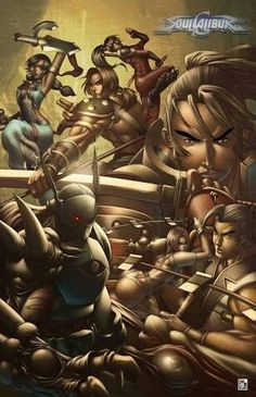 Compilation of amazing artworks featuring characters from fighting games like street fighter, final fight, darkstalkers and guilty gear. Kilik Soul Calibur, Soul Calibur 2, Eternal Soul, Video Game Art, Video Games, King Of Fighters, Fighting Games, Street Fighter, Game Character
