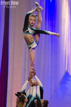 Cheer Extreme Youth Elite - The Summit 2014