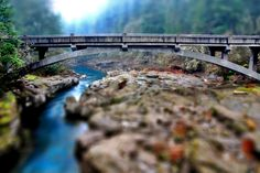 Come creare incredibili fotografie Tilt-Shift