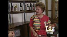 Főz a város:  Sas Erzsébet, rácponty  2003. borász: Vida Péter Polo Shirt, Tv, Mens Tops, Shirts, Life, Polos, Tvs, Shirt, Polo Shirts