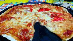 Pizza senza glutine senza lievito nuovo impasto