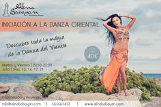 Curso intesivo de verano de danza del vientre en Acadèmia dansa Alina Babayan