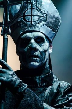 Ghost, Papa Emeritus, Nameless Ghouls