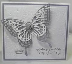Butterfly Thinlits,For the New Two,