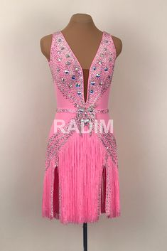 Latin Dance Dresses by Radim Lanik