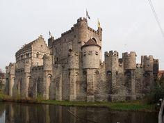 Gent, Kasteel