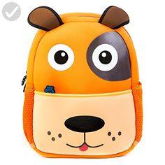 Premium Durable Waterproof Backpacks for Kids From Kiddizstore Neoprene Cute Dog for sale online School Bags For Boys, Dog School, Toddler Bag, Toddler Backpack, Kids Backpacks, School Backpacks, Cute Dogs For Sale, Toys For Little Kids, Kindergarten