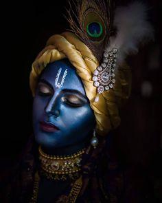 Lord Krishna DM me to get it. Radha Krishna Love, Arte Krishna, Krishna Leela, Radha Krishna Quotes, Jai Shree Krishna, Lord Krishna Images, Radha Krishna Pictures, Krishna Statue, Krishna Flute