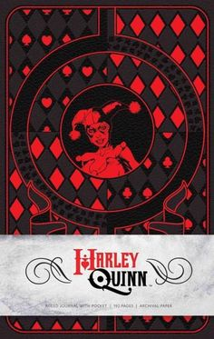 Delve deep into the twisted mind of DC Comics' Harley Quinn with this immersive, in-world journal. After going AWOL from a dangerous mission with the Suicide Squad, Harley Quinn drops the journal in w