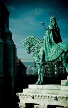 Budapest Travel Guide, Equestrian Statue, Heart Of Europe, Budapest Hungary, Eastern Europe, Homeland, Ancestry, Statues, Places To Travel