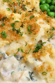 Seafood Gratin Recipe with Shrimp, Halibut & Lobster---this would be good minus the fish....