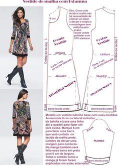 формы для одежды | дизайн одежды | бесплатно | Симоне Сантос, Симоне Сихблог | Сихблог | курсы кройки и шитья | модели одежды - #highfashion #malemodel #malemodels #modelagency #modeling #modellife #modelling #models #runway #supermodels Baby Girl Dress Patterns, Dress Sewing Patterns, Clothing Patterns, Sewing Pants, Sewing Clothes, Diy Clothes, Fashion Sewing, Diy Fashion, Ideias Fashion