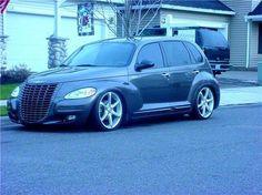 Chrysler PT Cruiser - Cool or Fool ? Cruiser Car, Chrysler Pt Cruiser, Mopar Or No Car, Custom Cars, Cool Cars, Dream Cars, Retro, Dodge, Wheels
