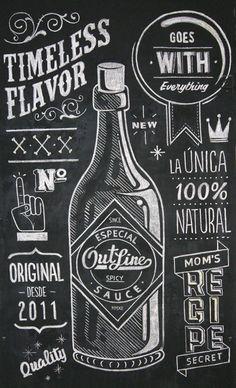 Diseño gráfico barcelona / Studio Outline / muralismo / bar sport