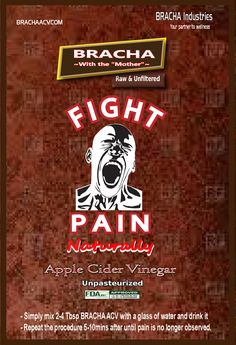 Fight pain naturally with BRACHA Apple Cider Vinegar! Cebu City, Acv, Slim Waist, Apple Cider Vinegar, Health Benefits, Tiny Waist, Apple Vinegar, Thin Waist, Cebu