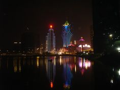 The Macau one-day self-guide tour had immersed me in a world far away from the reality of life across the water.