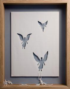 Dead Angels by Peter Callesen
