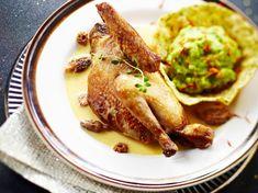 Venison, 20 Min, French Toast, Chicken, Meat, Breakfast, French Food, Grilling, Dumplings