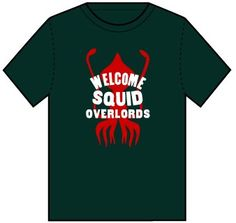 Squid Overlords