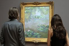 Inspiration: A 1908 Water Lilies painting by Claude Monet sold for $33.85 million.Monet's...