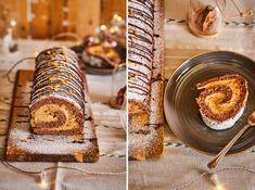 Mogyoróvajas piskótatekercs - perfekt karácsonyi süti | Street Kitchen
