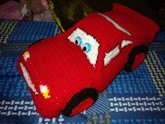 Cars crochet