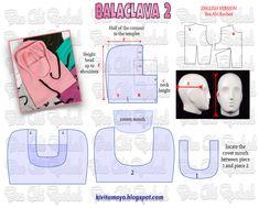 KiVita MoYo : BALACLAVA Version en ingles