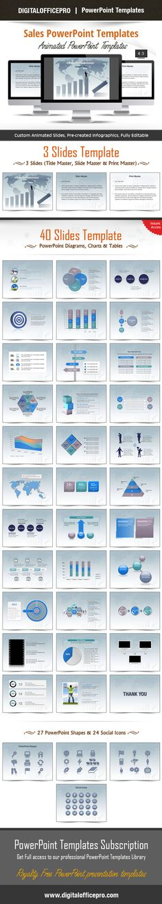 Business Handshake PowerPoint Template Backgrounds Shape, Set of - sales presentation template