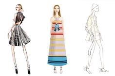 Designers Share Their Fashion Week Inspirations