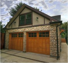 1000 images about tudor homes with beautiful garages on for Archway garage doors simi valley