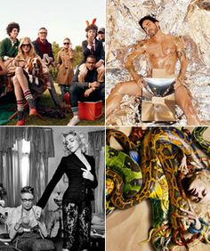2010's Top Fashion Ads—With Superlatives! #refinery29
