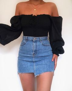 Me gusta, 56 comentarios - Daily Outfits Cute Casual Outfits, Cute Summer Outfits, Stylish Outfits, Spring Outfits, Teen Fashion, Fashion Outfits, Womens Fashion, Petite Fashion, Daily Fashion