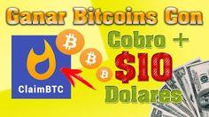 Gana BitCoin FAUCET: Que Es y Como Funciona ClaimBTC