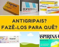 Medicamentos antigripais | Procuro mais Saúde