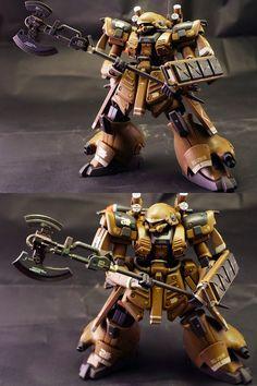 Apocalypse Character, Big Robots, Gundam Custom Build, Gundam Wing, Frame Arms, Earth Tone Colors, Gunpla Custom, Suit Of Armor, Robot Art