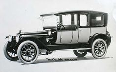 The 1914 Packard Six Models | The Old Motor