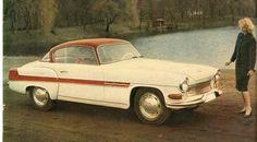 Wartburg 2+2 Coupe (1960)