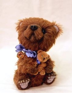 Artist Teddy Donut By Bayle - Bear Pile - private collection