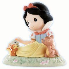 Precious Moments. Bree loves Snow White.