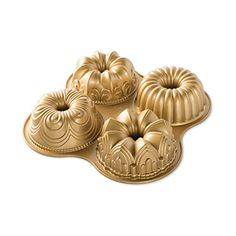 Nordicware 9 Cup Bundt Quartet Pan >>> Be sure to check out this awesome product.