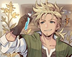 Octopath Traveler, Gamers Anime, D D Characters, Manga Anime, Anime Art, Cool Sketches, Best Games, Art Inspo, Cute Pictures