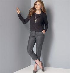 Patron de pantalon - Vogue 9155