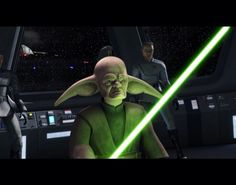 Jedi of The Clone Wars show - Even Piell Star Wars Characters, Star Wars Episodes, Aliens, Animation Programs, Galactic Republic, Jedi Knight, Set Me Free, Star Wars Jedi, Clone Wars