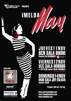 Show Posters - Imelda May