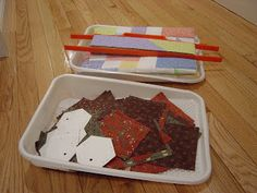 Sew Many Ways...: Tool Time Tuesday...Organized Quilting
