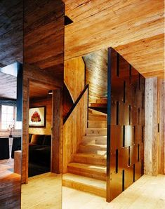 vertical wooden slats wall project dream house interior pinterest slat wall wall and. Black Bedroom Furniture Sets. Home Design Ideas