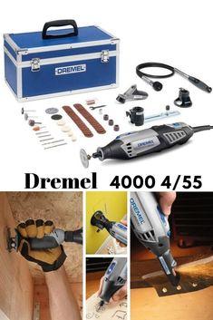 Πολυεργαλείο DREMEL 4000 #Ξυλουργικές_Κατασκευές Dremel 4000, Home Appliances, Tools, House Appliances, Instruments, Appliances