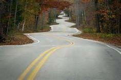 curvy roads