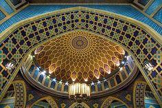 Parties   Illustration   Description   United Arab Emirates, Dubai, Ibn Battuta Shopping Mall, arched ceiling with decorative tiles    – Read More –