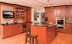 Keuken ontwerpen, Keukens and Zwarte keukens on Pinterest